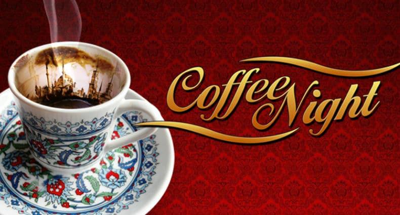 Coffee Night: Turkish Music and Ebru Art
