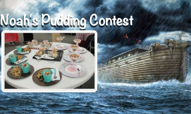 Noah's Pudding Contest-2
