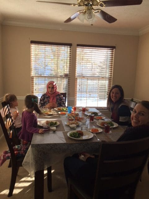 Cooking Class – Jan 6th