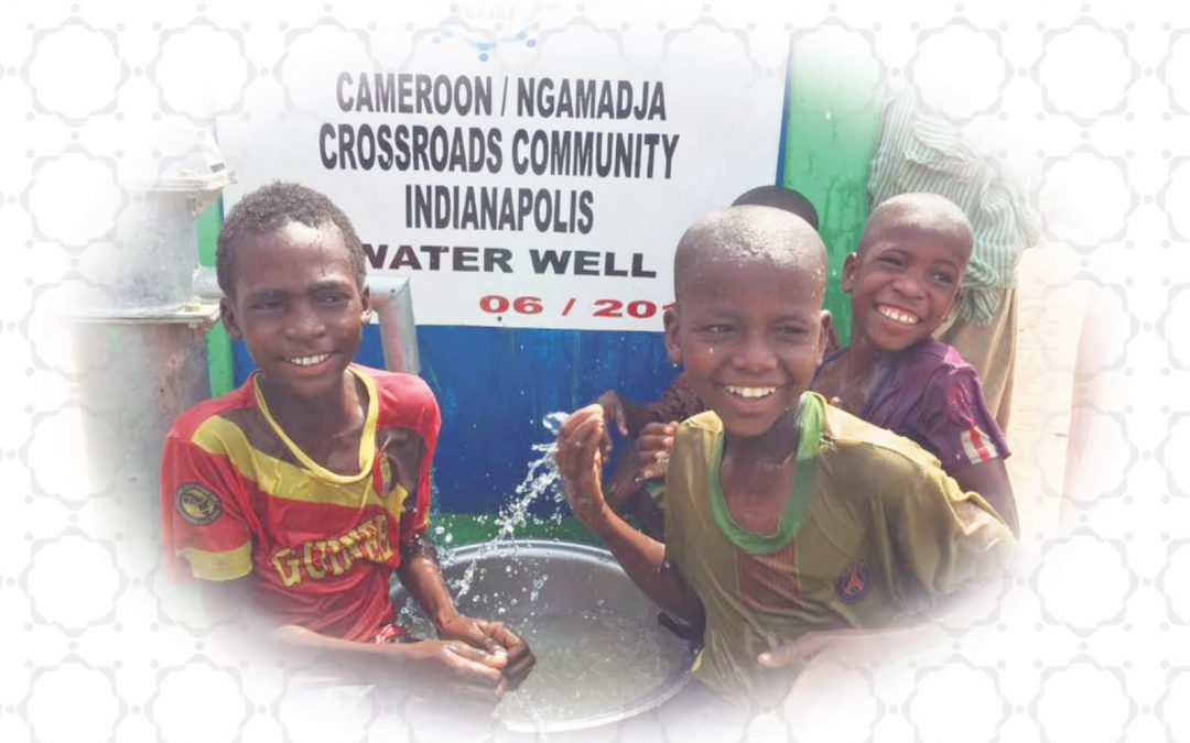 Crossroads Community Water well Project